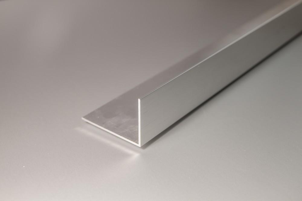 Perfiles de aluminio ngulos lados desiguales hiperaluminio for Perfiles de aluminio barcelona