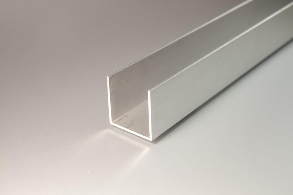Perfil de aluminio ues lados iguales