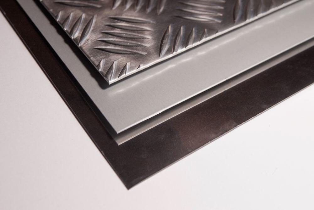 Planchas chapas de aluminio